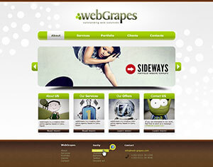 Web Grapes